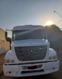 Título do anúncio: Caminhão Mercedes Benz 2635