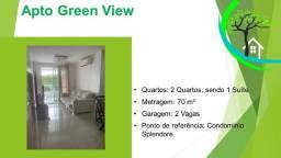 apartamento no green view residence