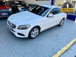 Mercedes-benz C 180 2016 1.6 cgi flex avantgarde 7g-tronic