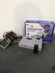 Vendo videogame retrô, pura nostalgia