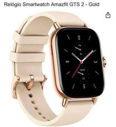 Relógio Smartwatch Amazfit GTS 2 - Gold