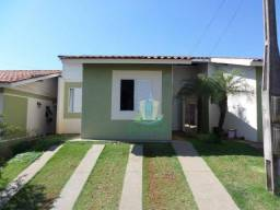 Casa com 2 dormitórios para alugar com 59 m² por R$ 1.500/mês no Condominio Residencial Te