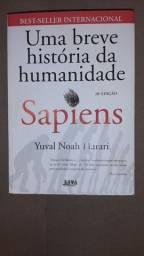 Título do anúncio: Uma breve historia da humanidade. (livro)