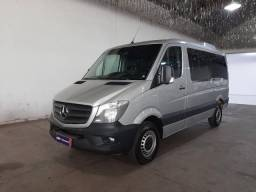 SPRINTER 2016/2017 2.2 415 CDI VAN 16 LUGARES TETO ALTO 16V BI-TURBO DIESEL MANUAL