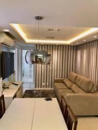 Apartamento à venda com 2 dormitórios em Cristal, Porto alegre cod:VP87617