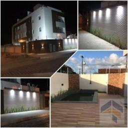Apartamento com 2 dormitórios à venda, 50 m² por R$ 160.000,00 - Cristo Redentor - João Pe