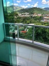 Apartamento com varanda, a venda no bairro Alto Serenata