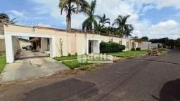 Casa com 5 dormitórios para alugar, 1150 m² por R$ 8.000/mês - Morada da Colina - Uberlând