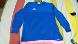 blusa goleiro adidas original