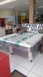 Título do anúncio: Cama super king 193x203