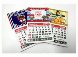 Título do anúncio: Imã de Geladeira com Calendário 2021 (1000un)