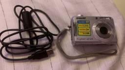 sony cyber-shot dsc-s650 7.2 mp digital camera