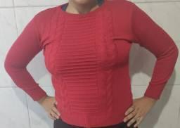 Suéter tamanho M
