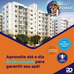 Título do anúncio: Leve Castanheiras Apto. 2 Dormitórios 43 m2 com Elevador !