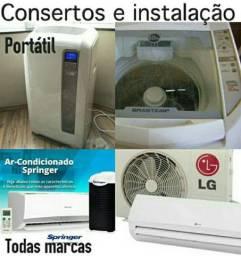 Título do anúncio: Lava e seca máquinas de lavar e eletrodomésticos consertos