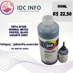 Título do anúncio: Tinta inktec profeeel corante original é na JDC Info canon, epson e hp