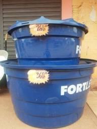 Título do anúncio: Caixa d'água Fortelev 1000L e 500L