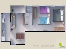 Título do anúncio: Apartamento novo com planejado