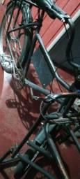 Título do anúncio: Bicicleta cargueira reforçada (ACEITO CARTÃO)