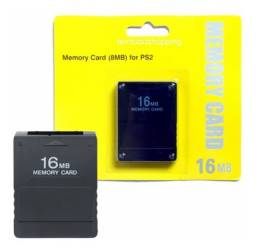 Memory Card 16mb Playstation 2 Ps2