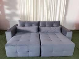 Título do anúncio: Sofá super confortável. Sofá Retratil. sofa sofa sofa sofas