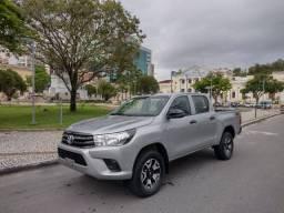 Título do anúncio: Toyota Hilux CD 4x4 2.8 Diesel 2018