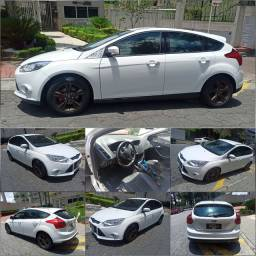 Ford Focus 1.6 Powershift Sigma 2015