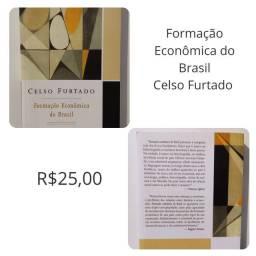Livro: Formação Econômica do Brasil