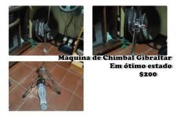 Maquina de Chimbal Gibraltar