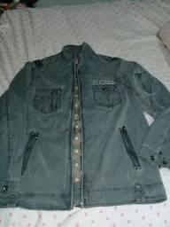 Jaqueta  sarja tipo jeans tám.GG
