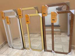 Título do anúncio: Espelho Médio E Pequeno promoção entrega gratis