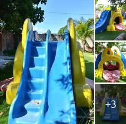 Título do anúncio: Playground a Diversão vai ser garantida