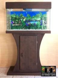 Móvel aquário