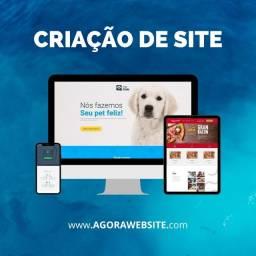 Título do anúncio: Criação / Desenvolvimento de Site e Ecommerce