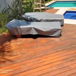 Capas para móveis de jardim/piscina