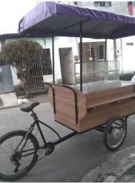 Título do anúncio: Food bike