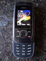 Celular Nokia passo cartão de crédito e débito