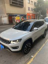 JEEP COMPASS LIMITED DIESEL BRANCO 2021