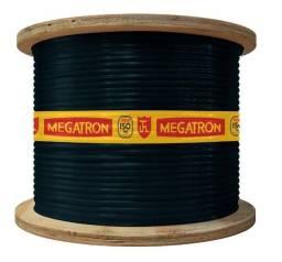 Título do anúncio: Cabo Flexível Megatron 4,0mm Carretel 800 Metros -