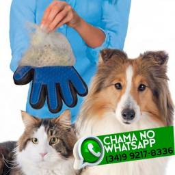 Título do anúncio: Luva Tira Pêlos Pet * Fazemos Entregas
