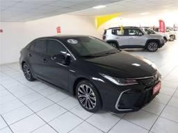 Título do anúncio: Corolla Altis Hybrid Premium 1.8 2021 - Blindado - KM Baixa