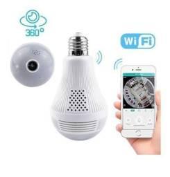 Título do anúncio: Promoção ? lâmpada com câmera 360? apenas 150reais  ?