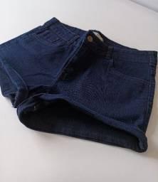 Título do anúncio: Shorts jeans escuro