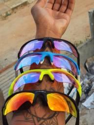 Oculos/lupa modelo flak premium