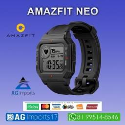 Título do anúncio: Amazfit Neo Preto - Smartwatch Xiaomi