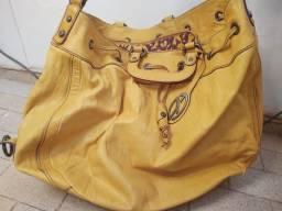 Luxo bolsas: 1 couro italiana Francesco Biasia Milão e 1 Donna Karan New York