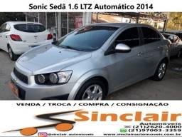 Sonic Sedã 1.6 LTZ Automático