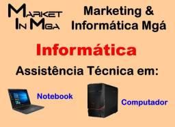 Título do anúncio: Assistência Técnica em Informática