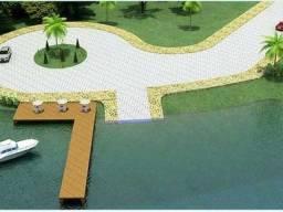 Terreno de 662m² a venda no Condomínio Barra do Cisne, em Americana- SP.
