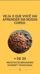 Título do anúncio: CURSO DE BRIGADEIRO GOURMET  ONLINE!